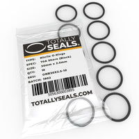 30mm x 2.5mm (35mm OD) Nitrile O-Rings - Totally Seals