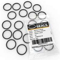 51mm x 5mm (61mm OD) Nitrile O-Rings - Totally Seals®