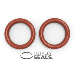 25mm x 3mm (31mm OD) Silicone O-Rings
