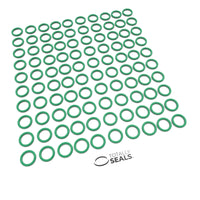 9mm x 2.5mm (14mm OD) FKM (Viton™) O-Rings - Totally Seals®