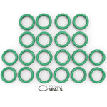 6mm x 3mm (12mm OD) FKM (Viton™) O-Rings - Totally Seals