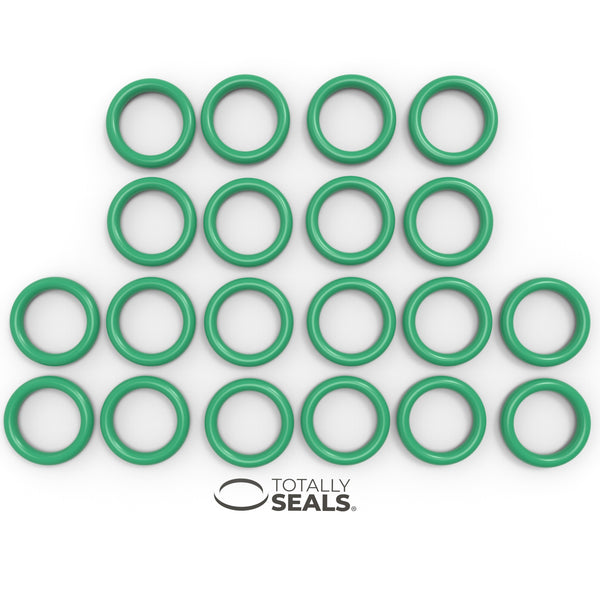 30mm x 2.5mm (35mm OD) FKM (Viton™) O-Rings - Totally Seals
