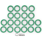 25mm x 2.5mm (30mm OD) FKM (Viton™) O-Rings - Totally Seals