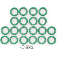 7mm x 2.5mm (12mm OD) FKM (Viton™) O-Rings - Totally Seals