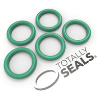 17mm x 2.5mm (22mm OD) FKM (Viton™) O-Rings - Totally Seals