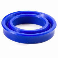 4mm x 12mm x 4mm U-Cup Hydraulic Seal - Totally Seals