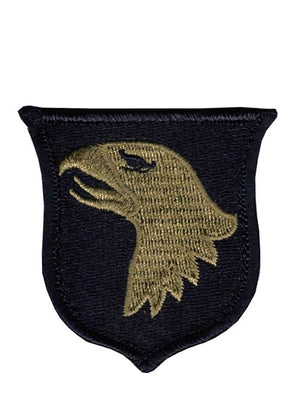 US Army 101st Airborne Division OCP Patch with Hook Fastener (pair) - Sta-Brite Insignia INC.