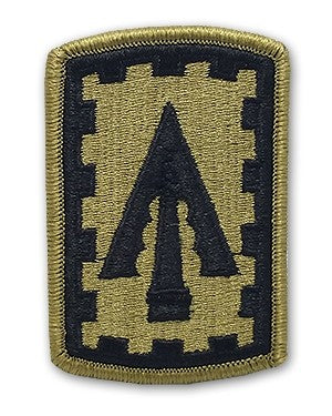 US Army 108th Air Defense Artillery OCP Patch with Hook Fastener (pair) - Sta-Brite Insignia INC.