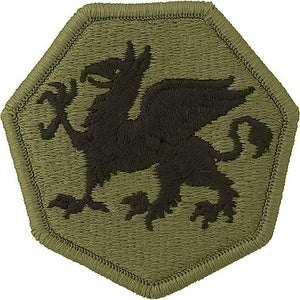 US Army 108th Training Command OCP Patch with Hook Fastener (pair) - Sta-Brite Insignia INC.