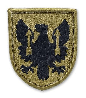 US Army 11th Aviation Command OCP Patch with Hook Fastener (pair) - Sta-Brite Insignia INC.
