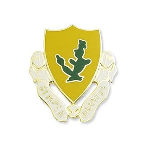US Army 12th Cavalry Regiment Unit Crest (Each) - Sta-Brite Insignia INC.