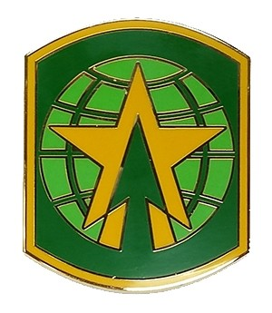 US Army 16th Military Police Brigade CSIB - Sta-Brite Insignia INC.