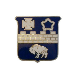 US Army 17th Infantry Unit Crest (Each) - Sta-Brite Insignia INC.