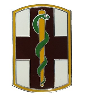 US Army 1St Medical Brigade CSIB - Sta-Brite Insignia INC.