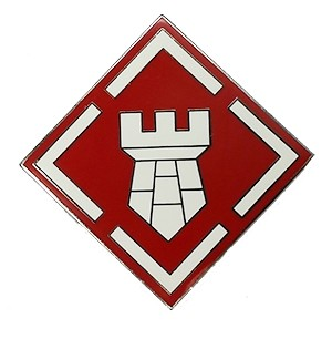 US Army 20Th Engineer Brigade CSIB - Sta-Brite Insignia INC.
