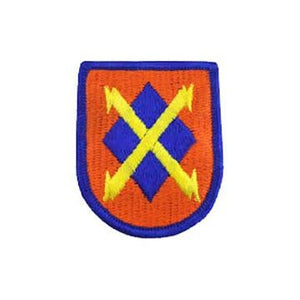 US Army 35th Signal Flash - Sta-Brite Insignia INC.