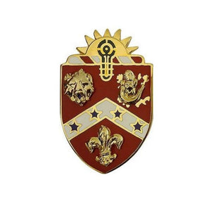 US Army 3rd Field Artillery Unit Crest (Each) - Sta-Brite Insignia INC.