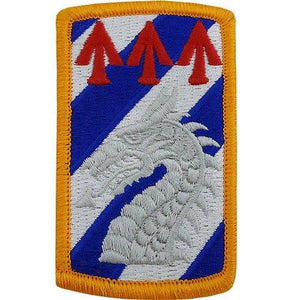 US Army 3rd Sustainment Brigade Color Sew-on Patch - Sta-Brite Insignia INC.
