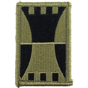 US Army 412th Theater Engineer Command OCP Patch with Hook Fastener (pair) - Sta-Brite Insignia INC.