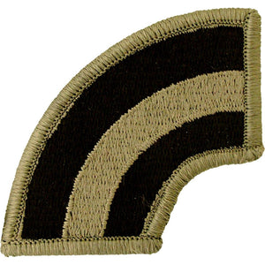 US Army 42nd Infantry OCP Patch with Hook Fastener (pair) - Sta-Brite Insignia INC.