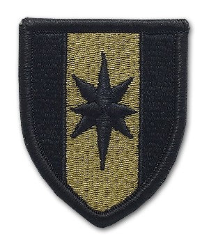 US Army 44th Medical Brigade OCP Patch with Hook Fastener (pair) - Sta-Brite Insignia INC.