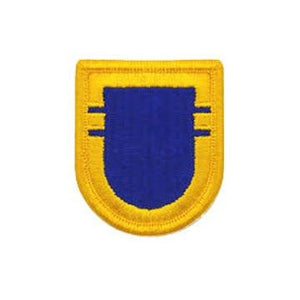 US Army 504th Infantry 2nd Battalion Flash - Sta-Brite Insignia INC.