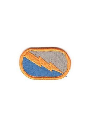 US Army 525th Military Intelligence Brigade Oval - Sta-Brite Insignia INC.