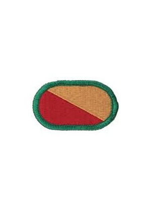 US Army 528th Support Battalion Oval - Sta-Brite Insignia INC.