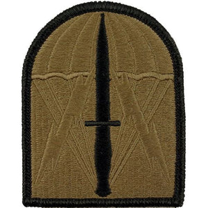 US Army 528th Sustainment Brigade OCP Patch with Hook Fastener (pair) - Sta-Brite Insignia INC.