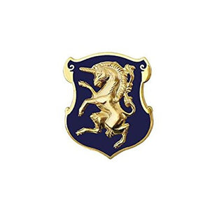 US Army 6th Cavalry Regiment Unit Crest (Pair) - Sta-Brite Insignia INC.