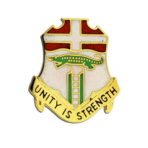 US Army 6th Infantry Regiment Unit Crest (Each) - Sta-Brite Insignia INC.