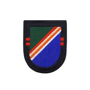 US Army 75th Ranger Reg 2nd Battalion Flash - Sta-Brite Insignia INC.