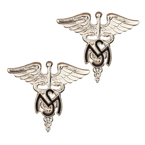 US Army Medical Services MS STA-BRITE® Pin-on
