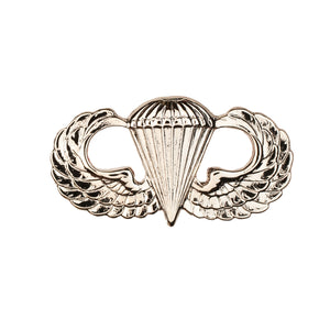 US Army Parachutists (Jump Wings) Basic STA-BRITE® Pin-on Badge