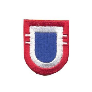 US Army 82nd Airborne 2nd Battalion Flash - Sta-Brite Insignia INC.