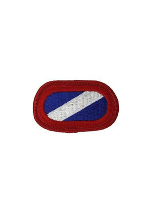US Army 82nd Support Battalion Oval - Sta-Brite Insignia INC.