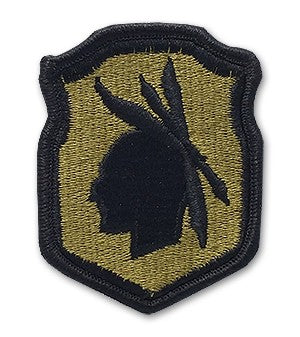 US Army 98th Army Reserve Command (ARCOM) OCP Patch with Hook Fastener (pair) - Sta-Brite Insignia INC.