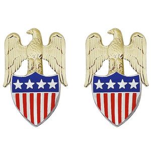 US Army Aide to General STA-BRITE® Pin-on - Sta-Brite Insignia INC.