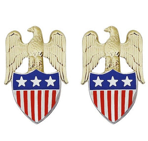 US Army Aide to Lieutenant General STA-BRITE® Pin-on - Sta-Brite Insignia INC.