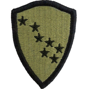 US Army Alaska National Guard OCP Patch with Hook Fastener (pair) - Sta-Brite Insignia INC.