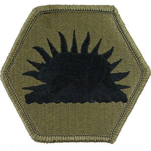 US Army California National Guard OCP Patch with Hook Fastener (pair) - Sta-Brite Insignia INC.