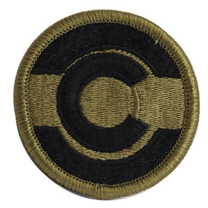 US Army Colorado National Guard OCP Patch with Hook Fastener (pair) - Sta-Brite Insignia INC.
