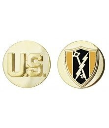 US Army Electronic Warfare & U.S. STA-BRITE® Pin-on - Sta-Brite Insignia INC.
