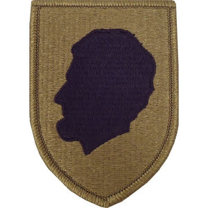 US Army Illinois National Guard OCP Patch with Hook Fastener (pair) - Sta-Brite Insignia INC.