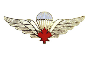 Canadian Jump Wings