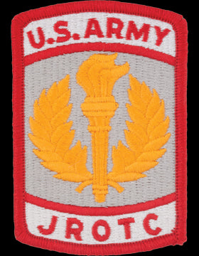 JROTC Full Color Patch - Sta-Brite Insignia INC.
