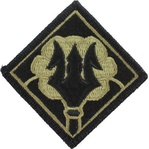 US Army Mississippi National Guard OCP Patch with Hook Fastener (pair) - Sta-Brite Insignia INC.
