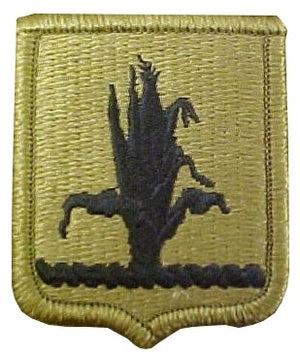 US Army Nebraska National Guard OCP Patch with Hook Fastener (pair) - Sta-Brite Insignia INC.