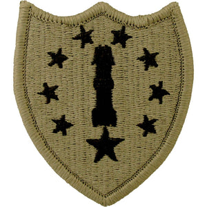 US Army New Hampshire National Guard OCP Patch with Hook Fastener (pair) - Sta-Brite Insignia INC.