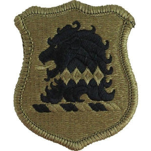 US Army New Jersey National Guard OCP Patch with Hook Fastener (pair) - Sta-Brite Insignia INC.